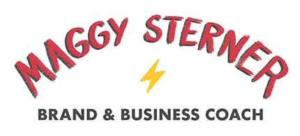 Maggy Sterner Brand & Business Coach